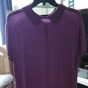 Dress, or long tunic. LACOSTE